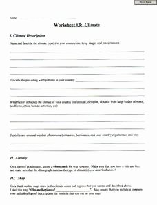 Global Wind Patterns Worksheet New Wind Patterns Lesson Plans & Worksheets