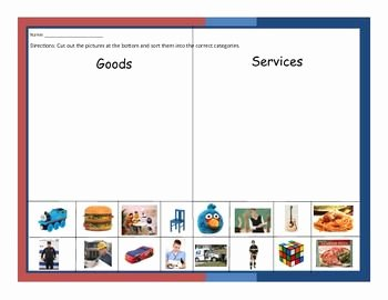Goods and Services Worksheet New Best 25 Goods and Services Ideas On Pinterest