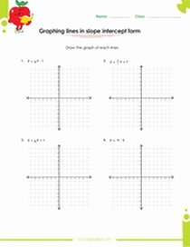 Graphing Absolute Value Equations Worksheet Unique solving and Graphing Linear Equations Worksheets with Answers