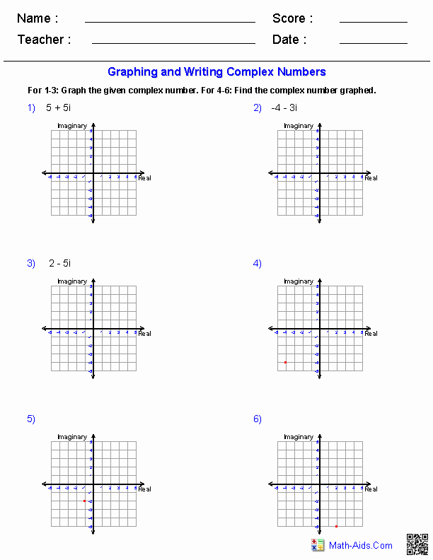 Graphing Absolute Value Functions Worksheet Inspirational Algebra 2 Worksheets