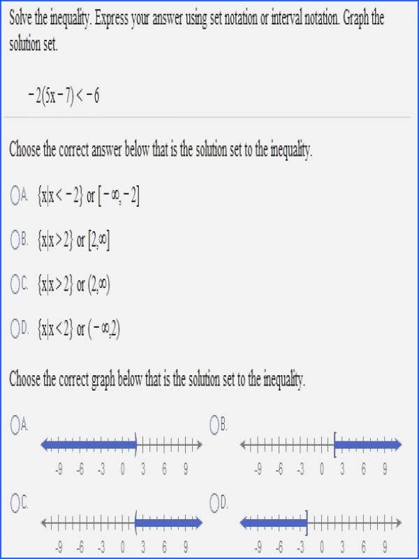 Graphing Absolute Value Inequalities Worksheet Beautiful solving and Graphing Inequalities Worksheet Answer Key