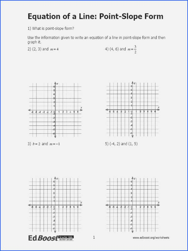 Graphing Linear Equations Practice Worksheet New solving and Graphing Inequalities Worksheet Answer Key