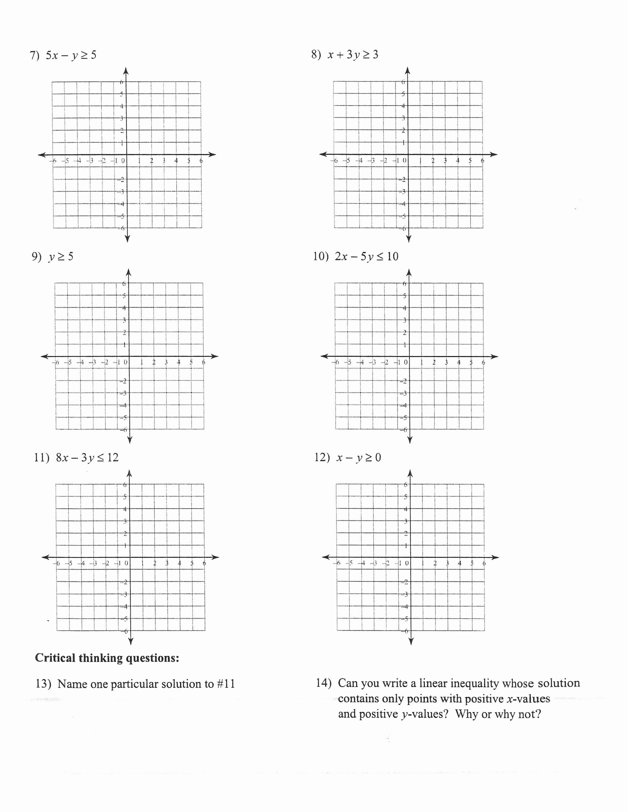 Graphing Linear Equations Worksheet Answers Elegant Worksheet Works Graphing Linear Equations Answer Key