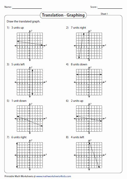 Graphing Linear Functions Worksheet Answers Beautiful Function Worksheets