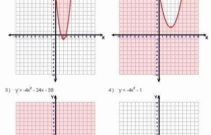 Graphing Quadratics Worksheet Answers Inspirational 24 Graphing Quadratic Functions Worksheet Answers Algebra