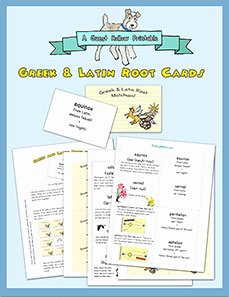 Greek and Latin Roots Worksheet Beautiful Guesthollow Homeschool Curriculum Printables