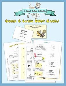 Greek and Latin Roots Worksheet Beautiful Guesthollow Homeschool Curriculum Printables