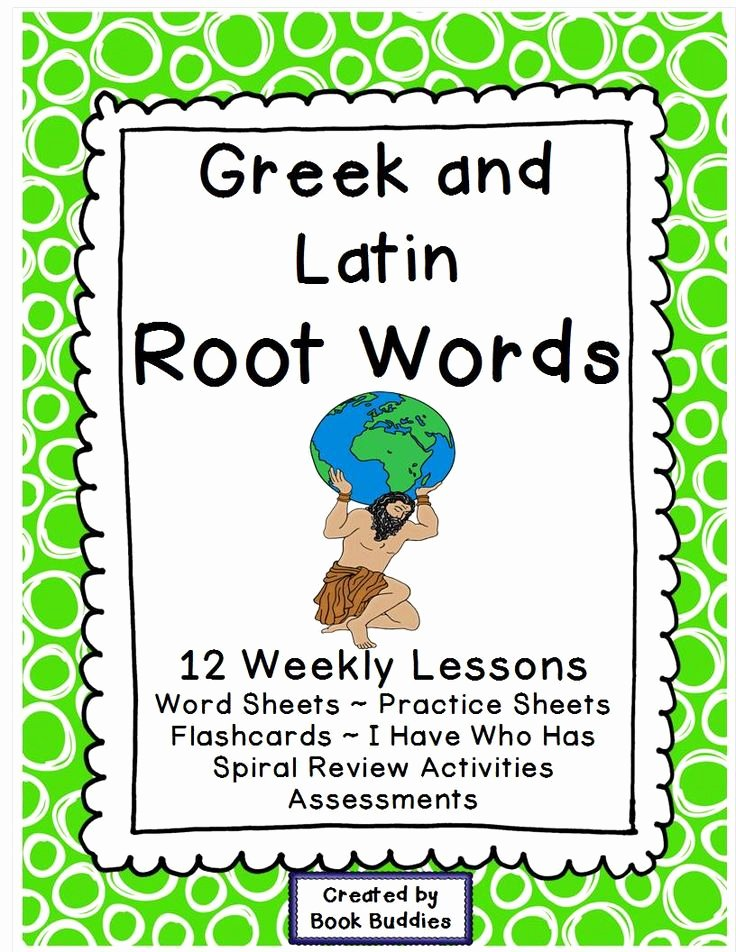 Greek and Latin Roots Worksheet Unique 211 Best Images About Prefix Suffix Roots On Pinterest