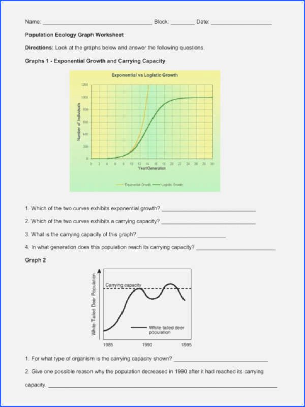 Growth and Decay Worksheet Elegant Exponential Growth and Decay Worksheet