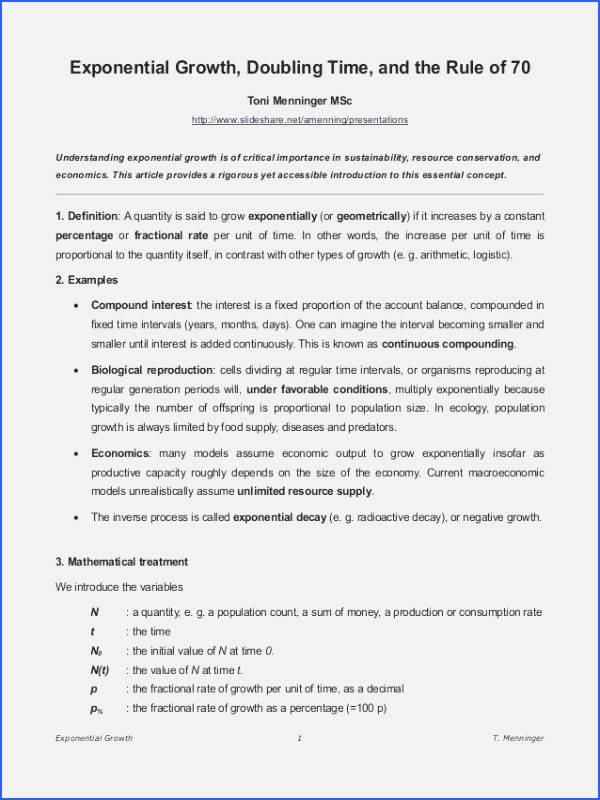 Growth and Decay Worksheet New Exponential Growth and Decay Worksheet