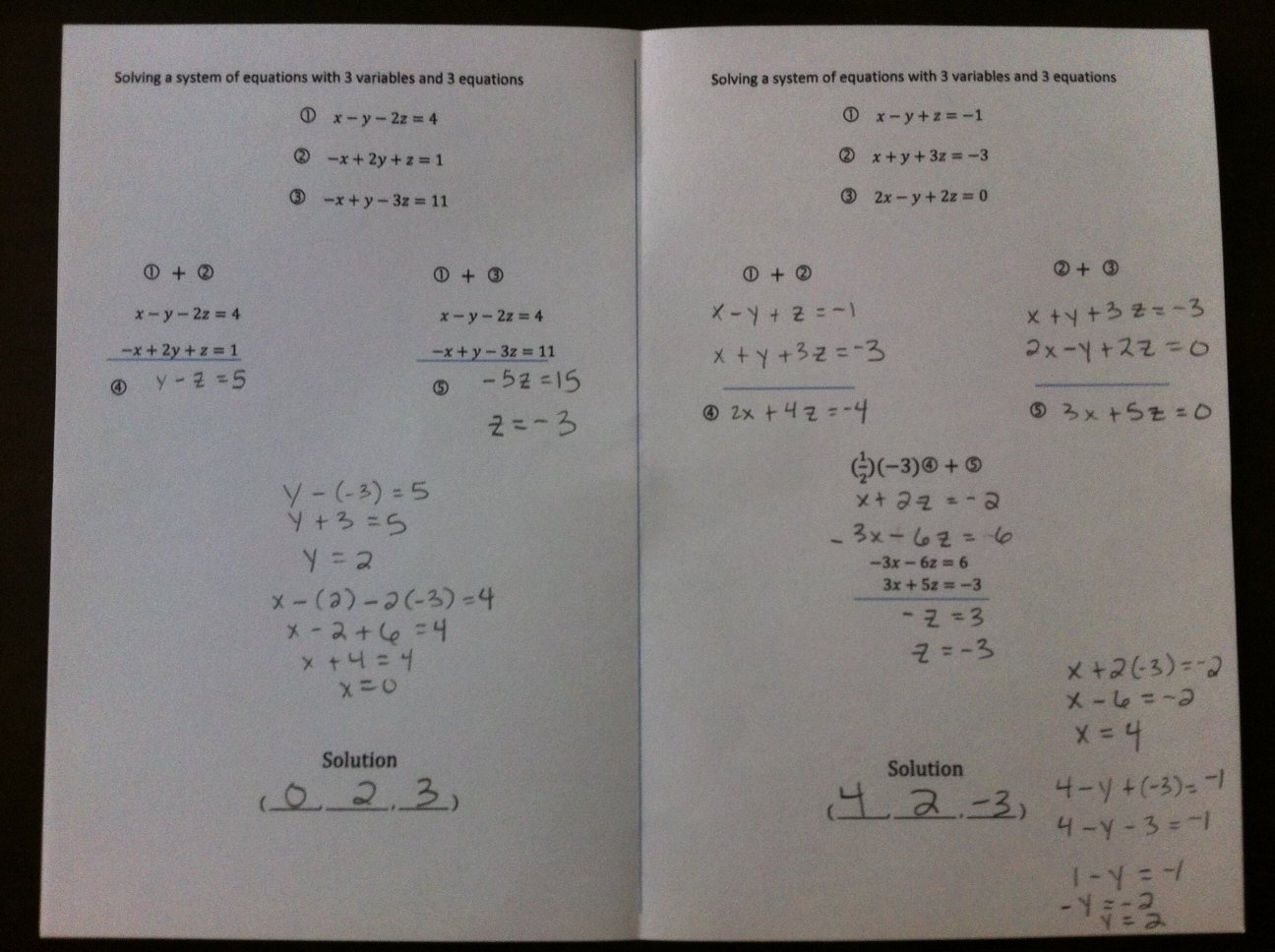 Hands On Equations Worksheet Luxury Hands On Math In High School