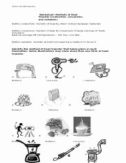 Heat Transfer Worksheet Answer Key Elegant Worksheet Methods Heat Transfer