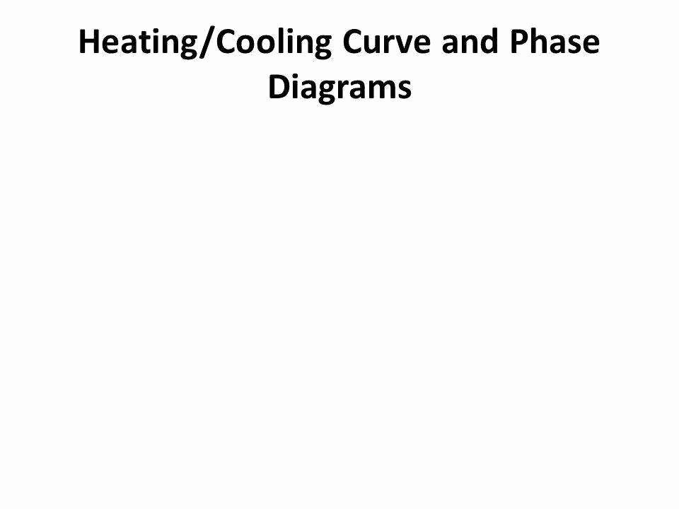 Heating Curve Worksheet Answers New Heating Curve Worksheet