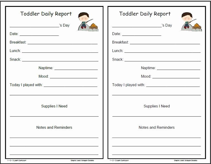 Home Daycare Tax Worksheet Luxury Free Daycare Printables Google Search Baby