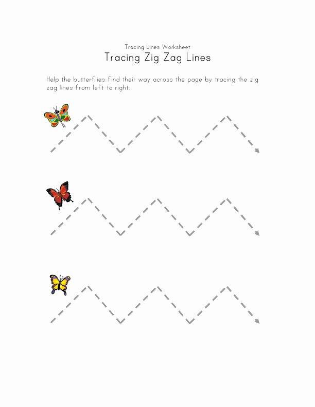 Horizontal and Vertical Lines Worksheet Luxury 8 Best Of Vertical Line Tracing Worksheets