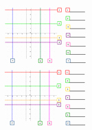Horizontal and Vertical Lines Worksheet Luxury Horizontal and Vertical Lines by Jammin93