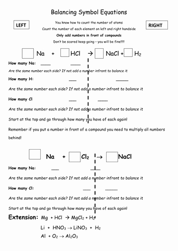 How to Count atoms Worksheet Luxury Revision Worksheets for Chemistry Igcse by Mtp99mjr