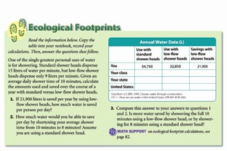 Human Footprint Worksheet Answers Unique Preview Program