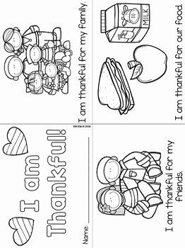 I Am Thankful for Worksheet Awesome I Am Thankful Activities for Preschool Pre K and