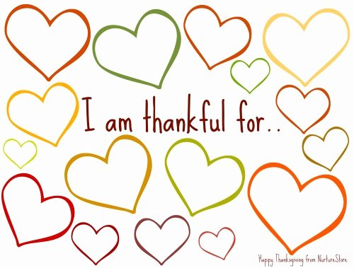 I Am Thankful for Worksheet Inspirational Thanksgiving Coloring Pages Printable Nurturestore