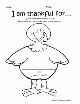I Am Thankful for Worksheet Lovely 1000 Images About Thanksgiving Ideas Kindergarten On