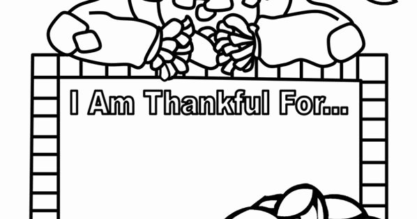 I Am Thankful for Worksheet Luxury I Am Thankful Activity Sheet Activity Sheets are A Great