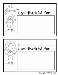 I Am Thankful for Worksheet New I Am Thankful for Worksheet Twistynoodle