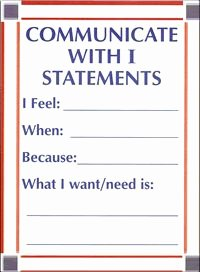 I Feel Statements Worksheet Inspirational 1000 Images About I Messages On Pinterest