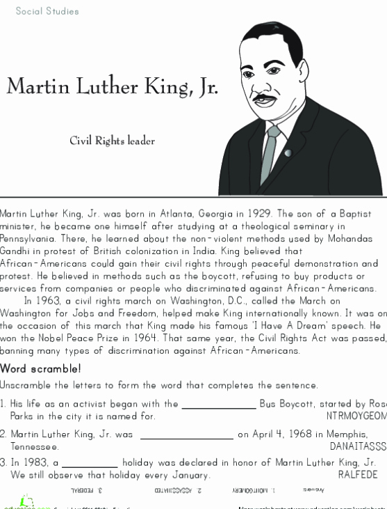 I Have A Dream Worksheet Beautiful I Have A Dream Analyzing Speeches