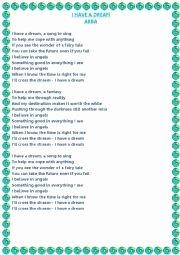 I Have A Dream Worksheet Lovely I Have A Dream Worksheets