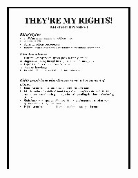 I Have Rights Worksheet Answers Awesome 2nd Grade Worksheet Category Page 1 Worksheeto
