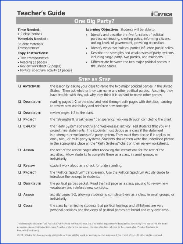 I Have Rights Worksheet Answers Best Of Icivics Worksheet P 1 Answers Limiting Government