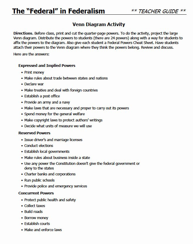 Icivics the Constitution Worksheet Answers Elegant Constitution Worksheet