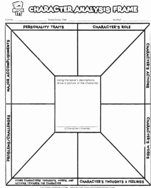 Identifying Character Traits Worksheet Awesome Free Student Worksheets Worksheet Mogenk Paper Works
