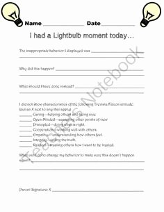 In School Suspension Worksheet Awesome In School Suspension Student Restorative Reflection