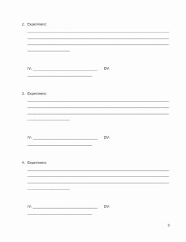 Independent and Dependent Variables Worksheet Best Of Worksheet Identifying Independent and Dependent
