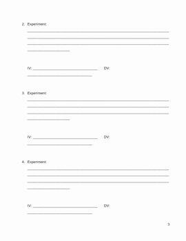 Independent Dependent Variable Worksheet Awesome Worksheet Identifying Independent and Dependent