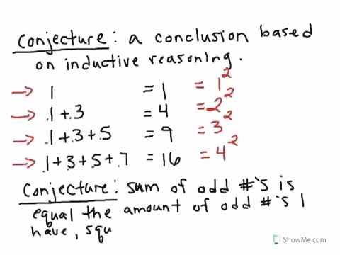 Inductive and Deductive Reasoning Worksheet Best Of How to Math 1 1 Patterns and Inductive Reasoning