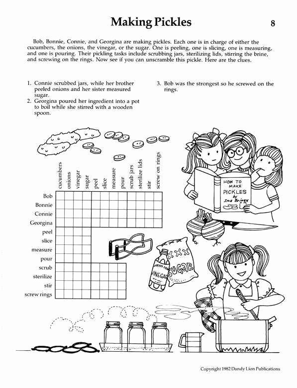 Inductive and Deductive Reasoning Worksheet Lovely Deductive Reasoning Worksheets