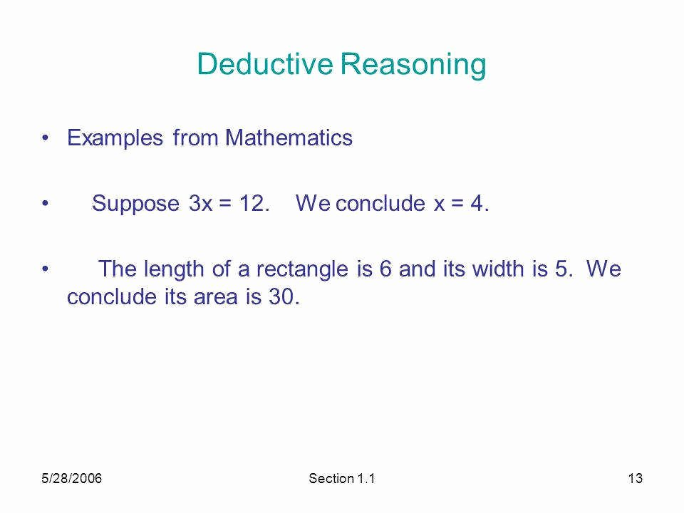 Inductive and Deductive Reasoning Worksheet Luxury Math Deductive Reasoning Worksheet Math Best Free
