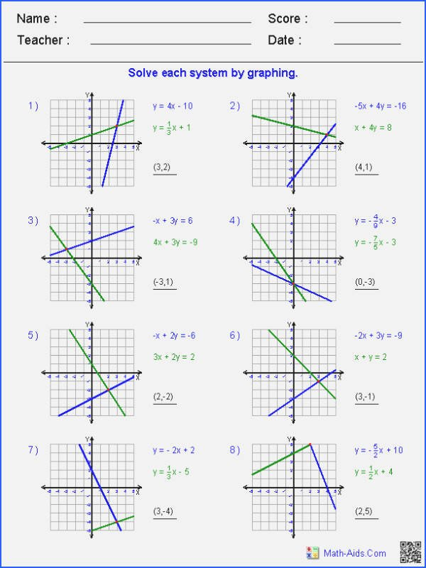 Inequalities Worksheet with Answers Best Of solving and Graphing Inequalities Worksheet Answer Key
