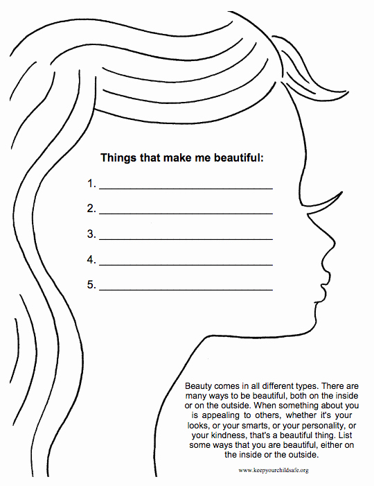 Inside the Living Body Worksheet Unique Types Of Beauty Worksheet social Workin