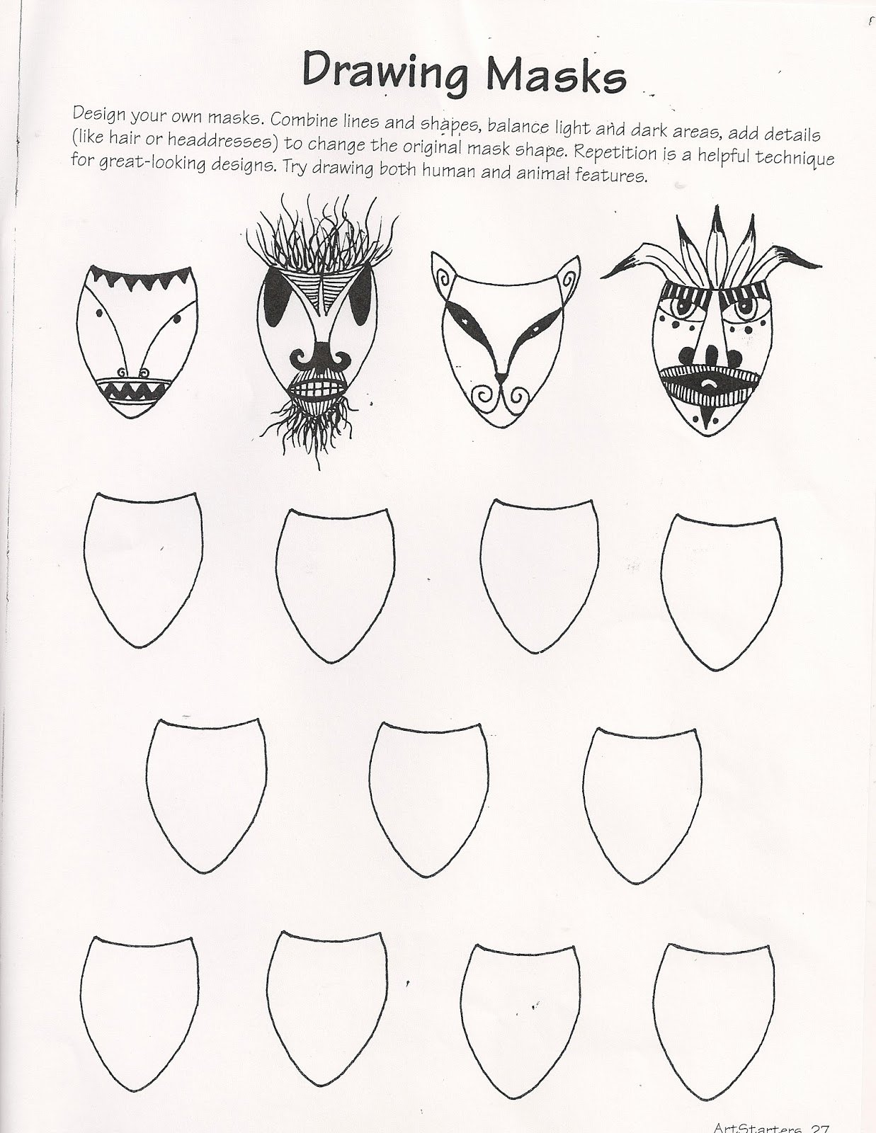 Inspired Educators Inc Worksheet Answers Unique No Corner Suns Drawing Masks Another Substitute Lesson