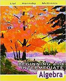 Intermediate Value theorem Worksheet New Beginning and Intermediate Algebra Value Pack Includes