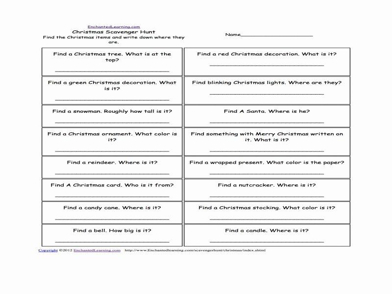 Internet Scavenger Hunt Worksheet Inspirational Internet Scavenger Hunt Worksheet Free Printable Worksheets