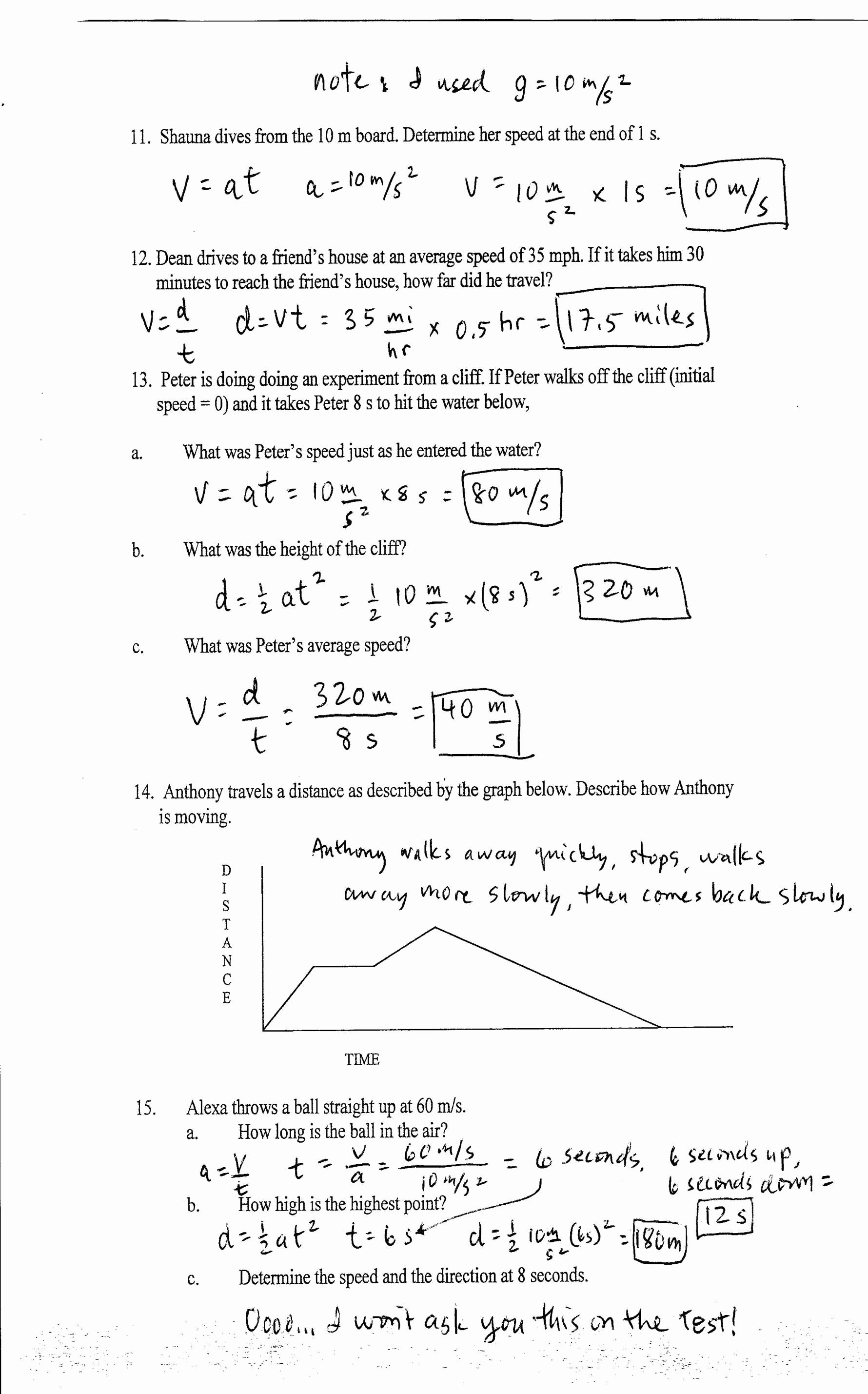 Interpreting Graphs Worksheet High School Elegant High School Reading Prehension Worksheets with Answer