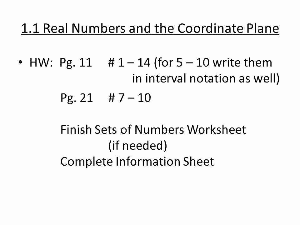 Interval Notation Worksheet with Answers Unique Interval Notation Worksheet