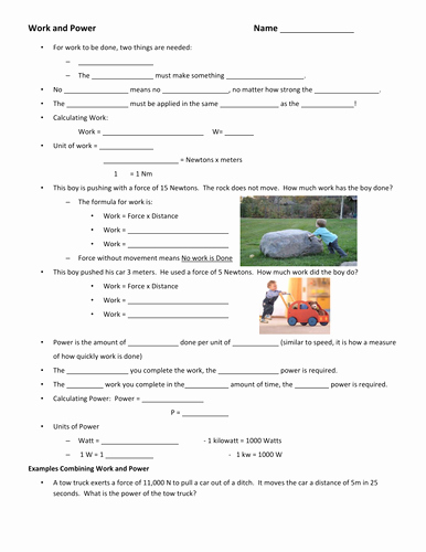 Introduction to Energy Worksheet Answers Inspirational Science with Mingels Teaching Resources Tes