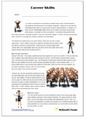 Job Skills assessment Worksheet Beautiful Self assessment