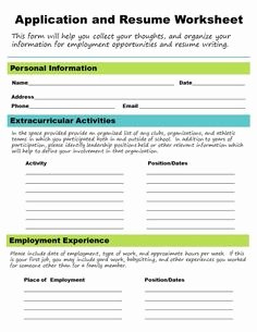Job Skills assessment Worksheet Fresh Free Printable Job Skills assessment form An Easy Way to